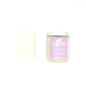 Goddess Bath Soak with muslin bag