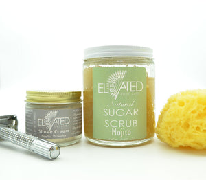 ELEVATED - Men's Natural SHAVE Cream