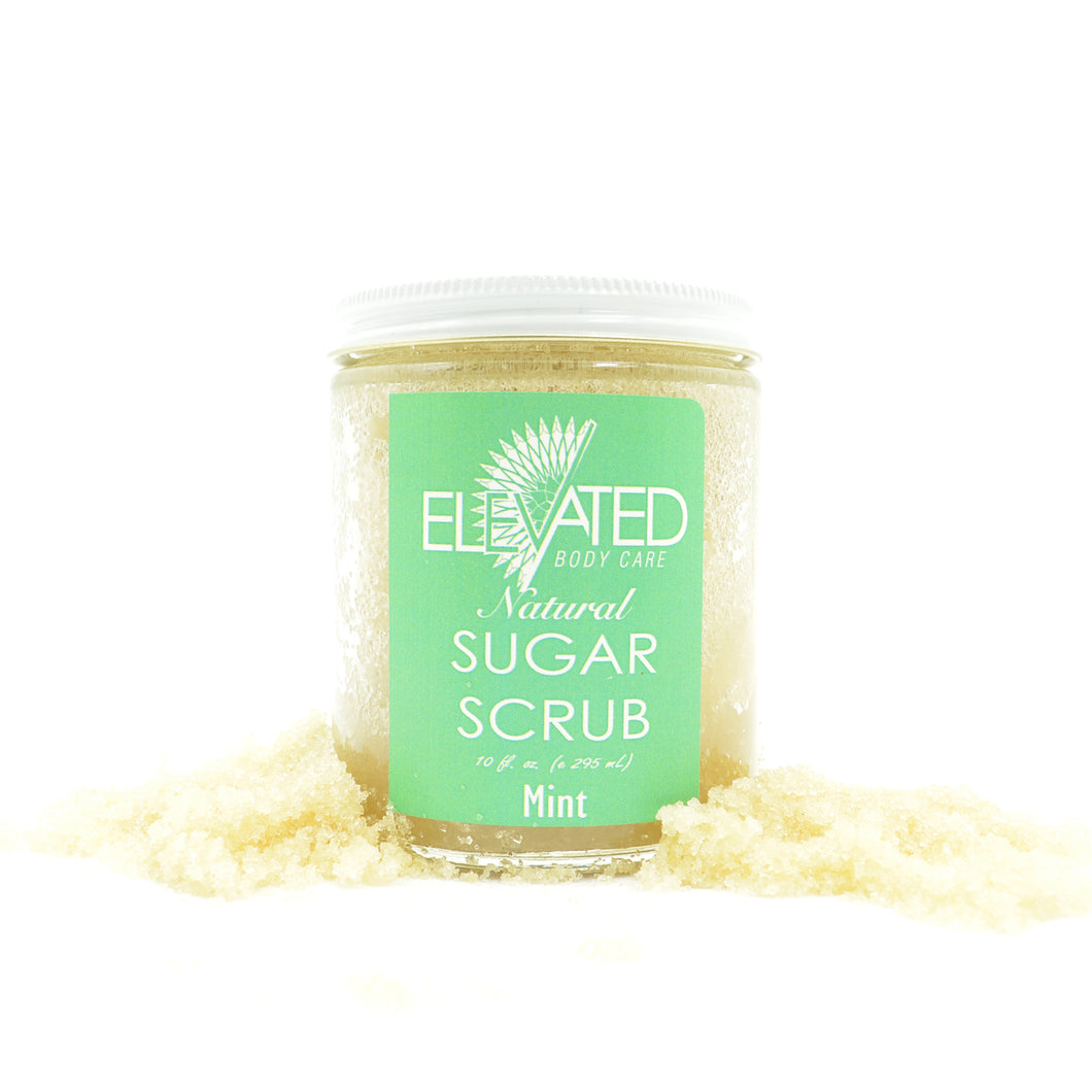 ELEVATED - SUGAR SCRUB - Choose your Scent!