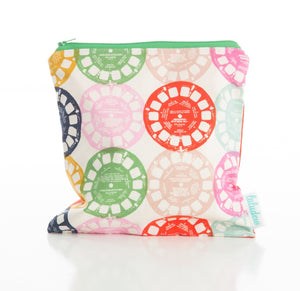Luludew - Cloth Wipes & Wet Bag Set (Water-Resistant) - ZeroWaste
