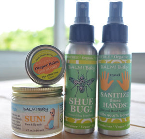 BALM! Baby - Travel With Me Kit