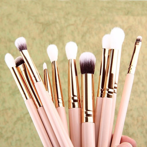 Image of Women's Makeup Brush Set
