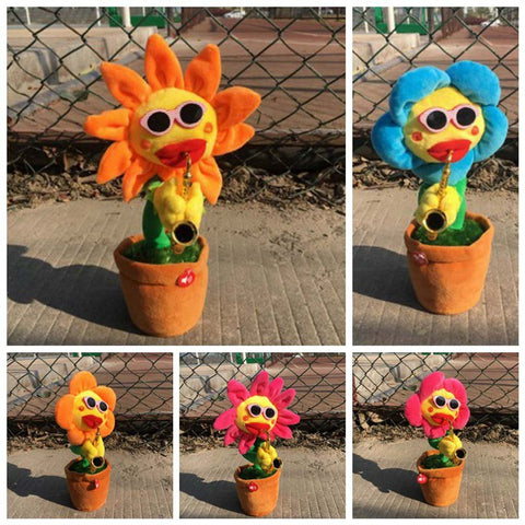 Image of Sunflower Soft Toys