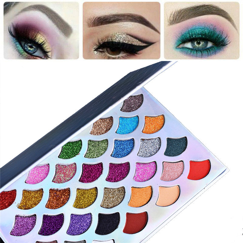 Ultra Shiny Eye Shadow Palette