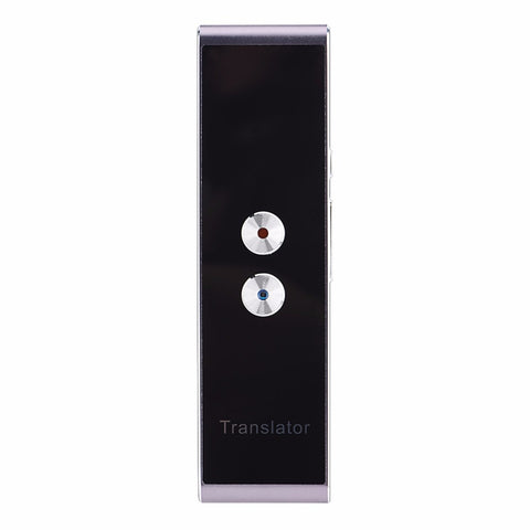 Image of Portable Real Time Voice Translator