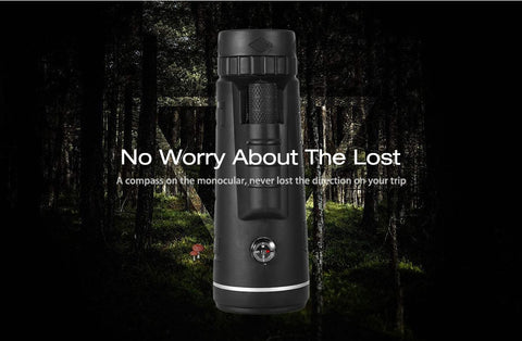 Image of Night Vision Monoculer Telescope
