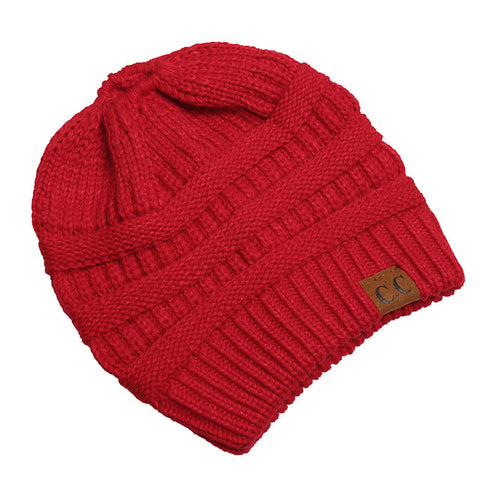 Soft Knit Beanie For Women