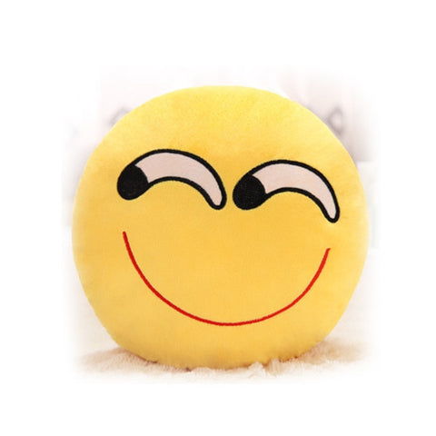 Image of Smiley Emoji Cusion