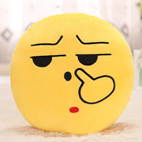 Emoji Cushion Pillowcase
