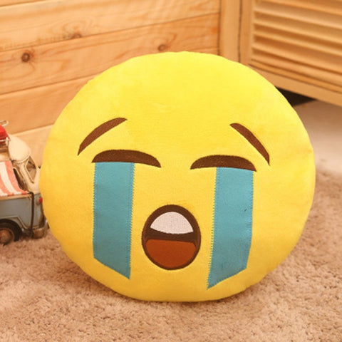 Image of Emoji Cushion Pillowcase