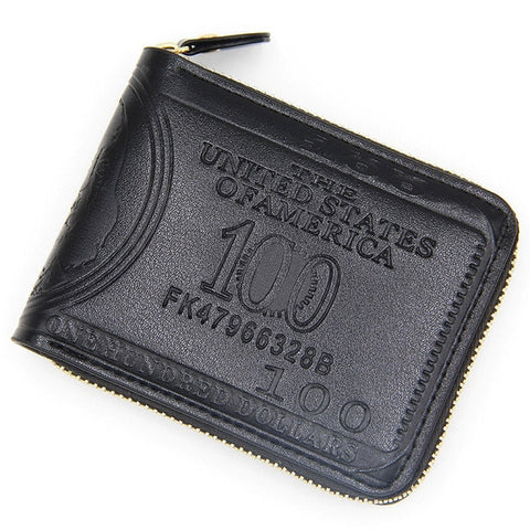 Image of 100 Dollar Bill Wallet