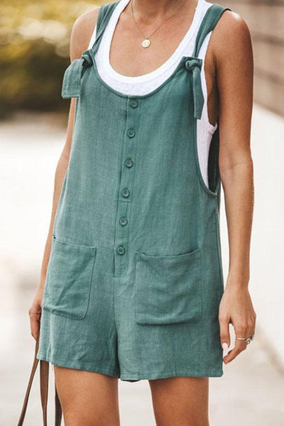 WanaDress Rambler Bib Pants Romper