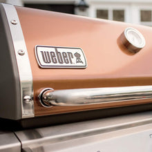Load image into Gallery viewer, Weber 61025001 Genesis II E-315 3-Burner Liquid Propane Grill, Copper