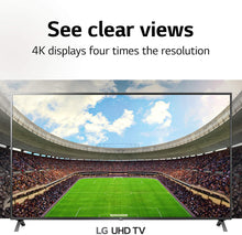 Load image into Gallery viewer, LG 75UN8570PUC Alexa BuiltIn UHD 85 Series 75-inch 4K Smart UHD TV (2020 Model)
