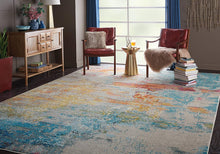 Load image into Gallery viewer, Nourison Celestial 7' x 10' Area Rug - THIS IS NICE!
