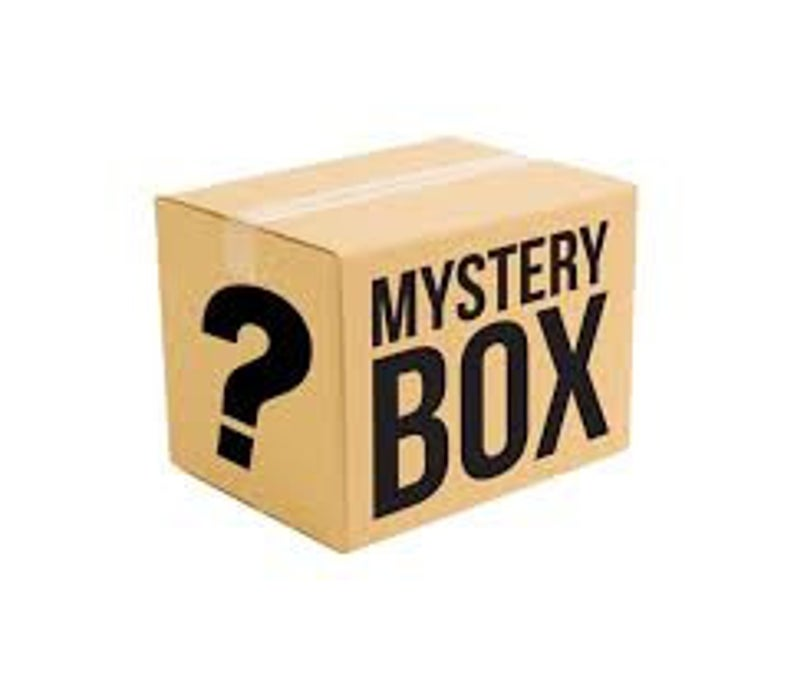 Mystery002 - HBA Mystery Boxes - Ships anywhere in the USA cheap!