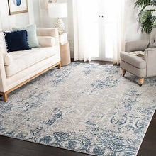 Load image into Gallery viewer, Reflection Area Rug Gray/Blue 8x10 - Very nice!