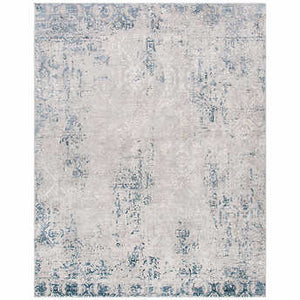 Reflection Area Rug Gray/Blue 8x10 - Very nice!