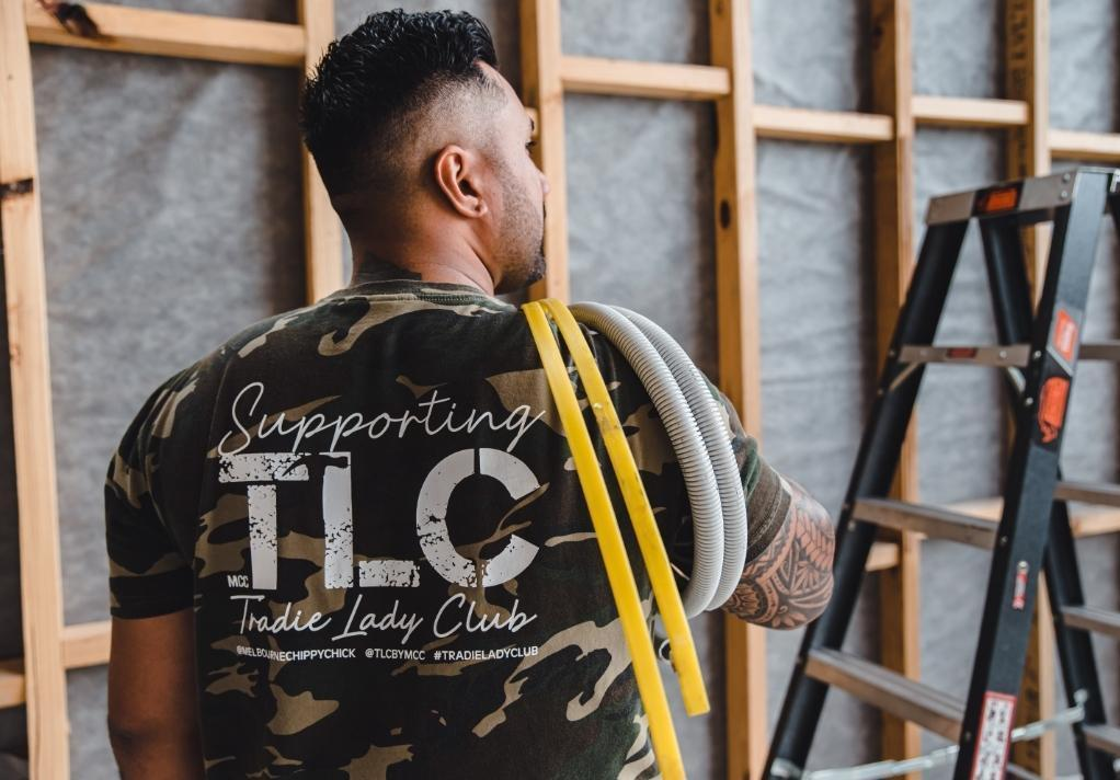 Supporting TLC T-shirt
