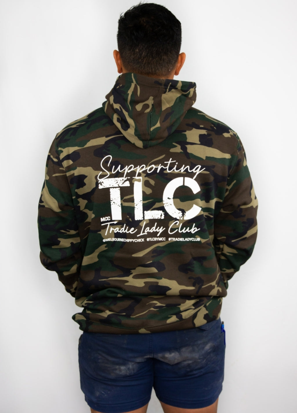 TLC SUPPORTER HOODIE