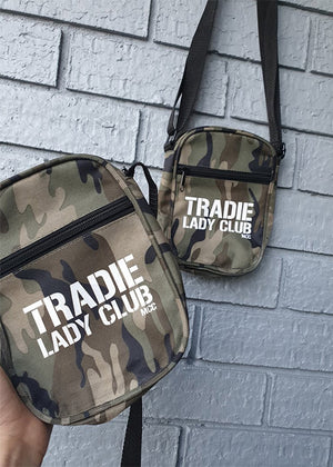 Tradie Ladie Club Side bag
