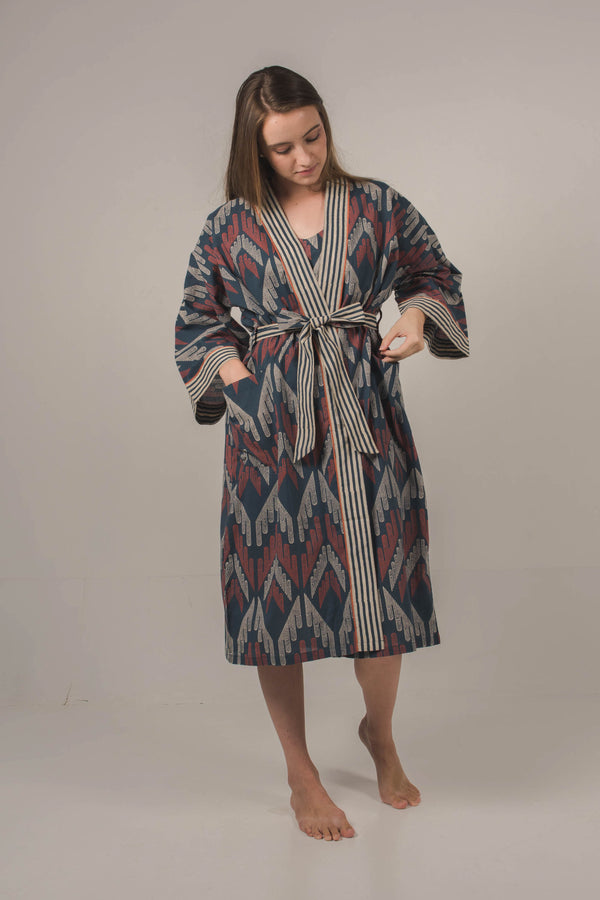 Stara Robe in Facade Navy