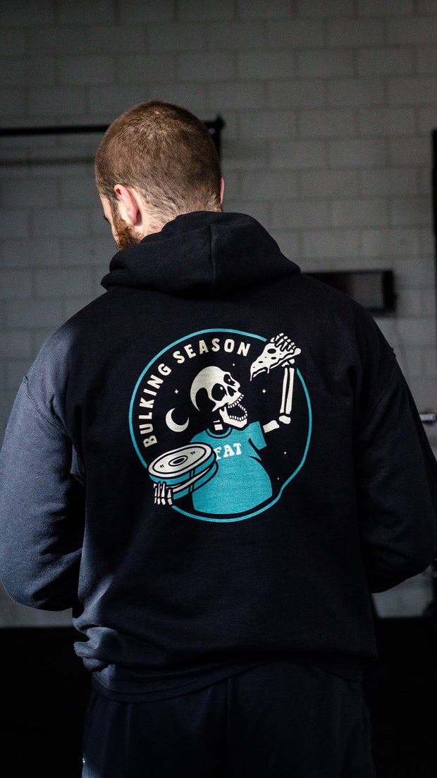 Bulking season - Fat skeleton - Hoodie - Unisex