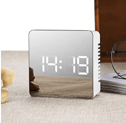Cheval Mini Clock Canvas