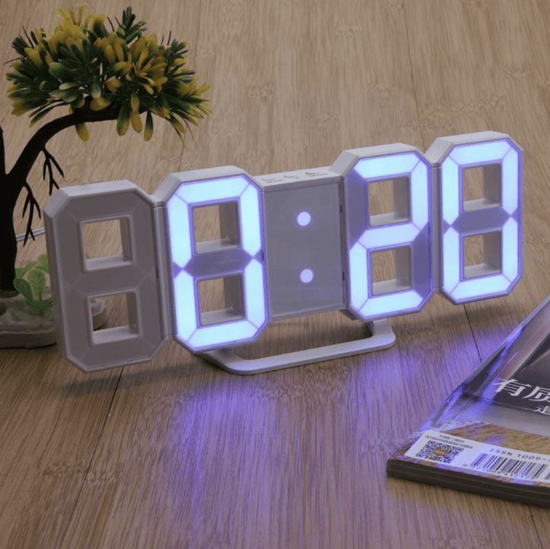 Digitizer Desk Clock Clock Canvas