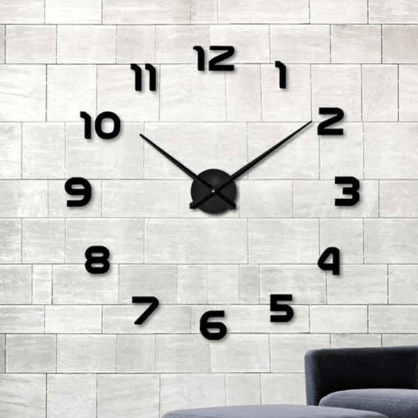 Yorkwell Clock Canvas