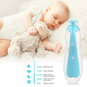 Babyeux™ Premium Nail Trimmer Set