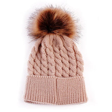 Load image into Gallery viewer, Baby Pompon Hat