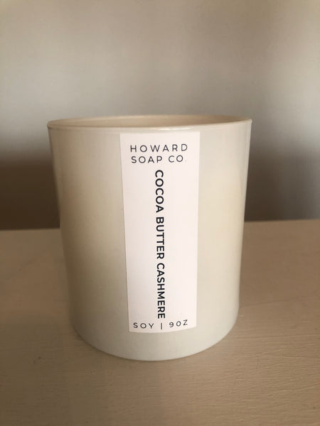 9 oz. Candle | Cocoa Butter Cashmere