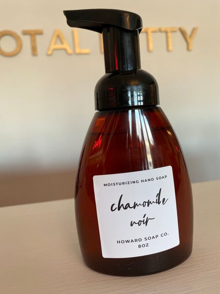 Foaming Hand Soap | Chamomile Noir