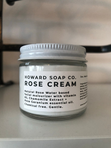 2 oz. | Rose Cream
