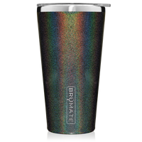 Imperial Pint | Glitter Charcoal
