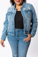 After Hours Jean Jacket