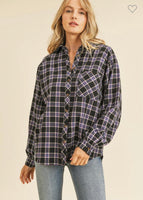 Midwest Flannel | Choose Color