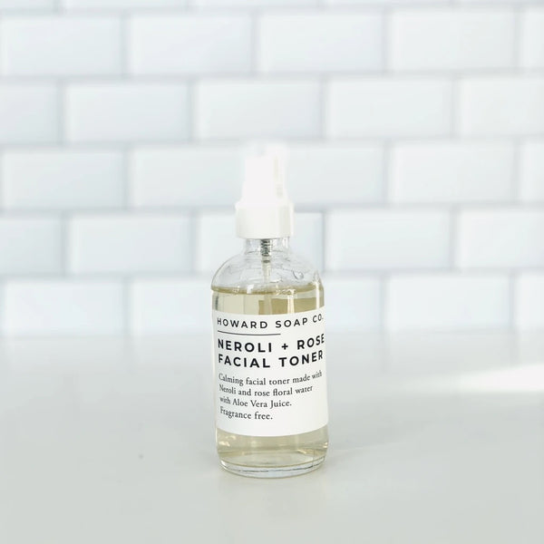 Neroli + Rose Facial Toner