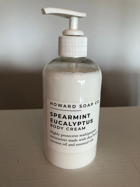 Body Cream | Spearmint Eucalyptus