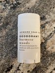 Natural Deodorant {Solid} | Burmese Woods