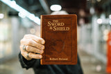 The Sword & Shield: A 40-Day Devotional Journey for Men - Imitation Leather