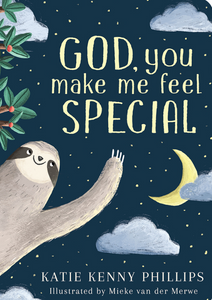 God, You Make Me Feel Special