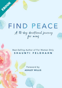 Find Peace: eBook