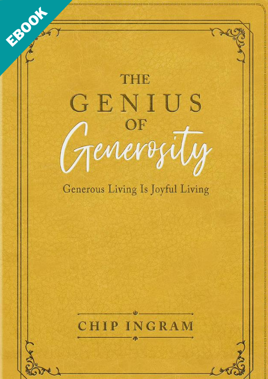 The Genius of Generosity: eBook