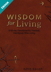 Wisdom For Living: eBook