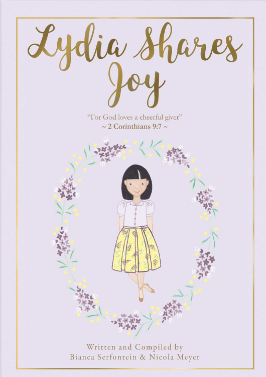 Lydia Shares Joy: Generosity