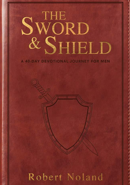The Sword & Shield: Faux Leather