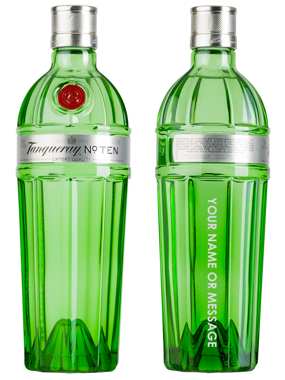 Signature - Gin Tanqueray No. Ten GET IT INKD