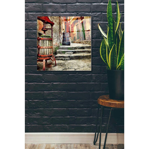 Epic Art 'Ciao Bella II' Acrylic Glass Wall Art